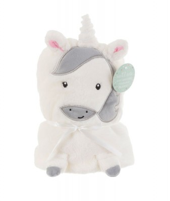 ΚΟΥΒΕΡΤΑ BLK003 UNICORN SOFT FLEECE BABY BLANKET