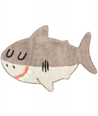 ΧΑΛΑΚΙ QUIN033 SHELBY THE SHARK RUG