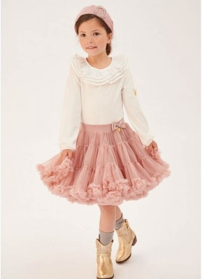 ΦΟΥΣΤΑ PIXIE TUTU TEA ROSE