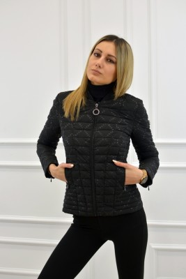 ΜΠΟΥΦΑΝ PADDED FANCY ZIPPER