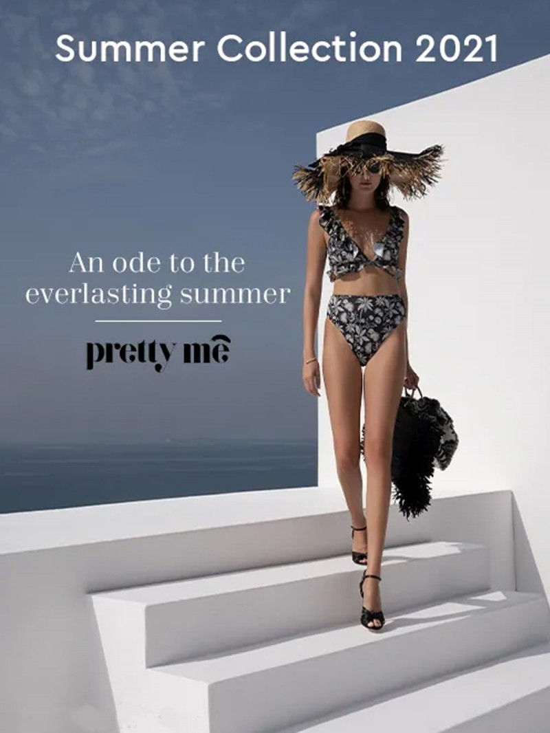 PRETTY ME   Summer Collection of 2021